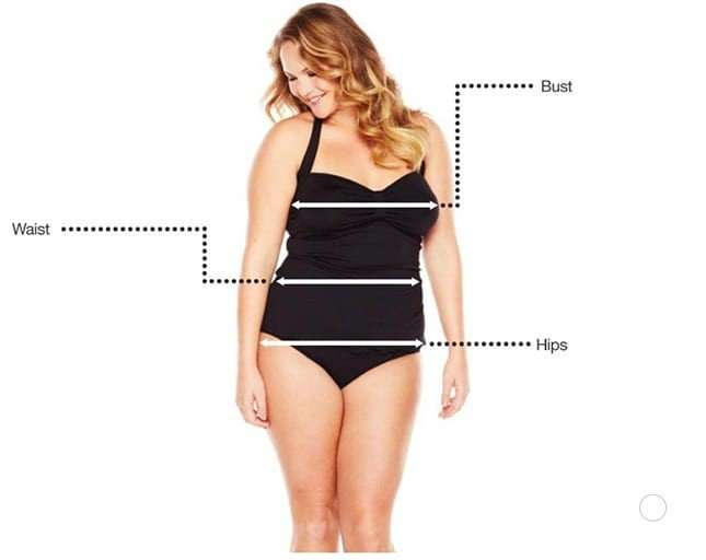How to Determine Your Plus Size Body Shape to Find the Most ...