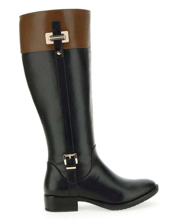 Plus Size Extra Extra Wide Calf Riding Boot up to 11EEE