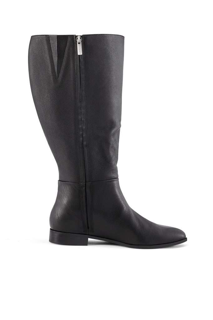 Part and Parcel plus size extra extra wide calf riding boot