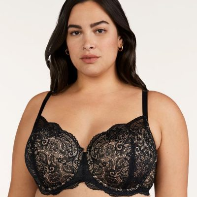 Pretty Plus Size Bras up to 58K and 48P
