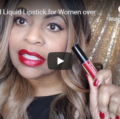 Best red lipstick for mature women over 50