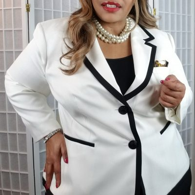 Sophisticated Plus Size Business Suits