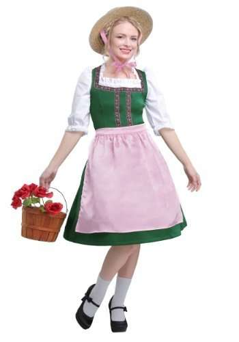 Octoberfest Woman Plus Size Halloween Costume