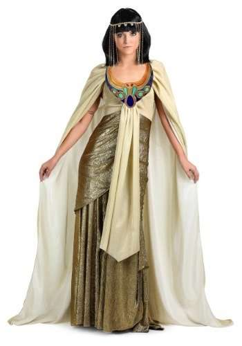 Golden Cleopatra Plus Size Halloween Costume