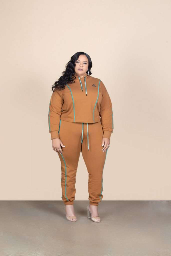 Tamela Mann Plus Size Athletic Wear